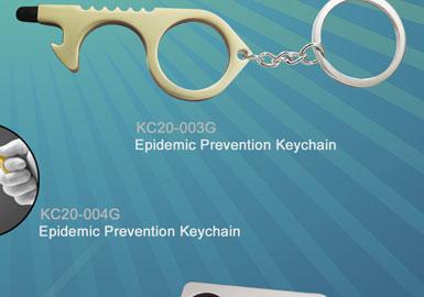 KC20-003G_KC20-004_epidemic_precention_keychain